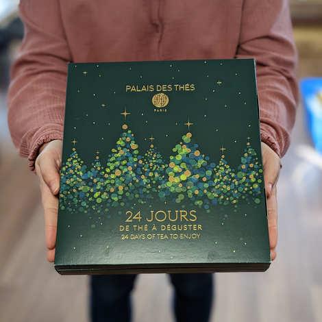Palais des Thés - Festive Tea Advent Calendar by Palais des thés
