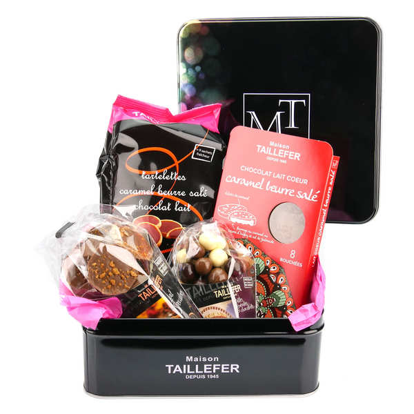 Food lover Metal Box by Maison Taillefer