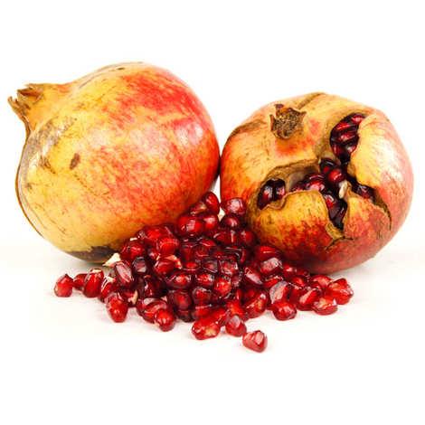 - Organic Pomegranate - Mollar Elche Variety