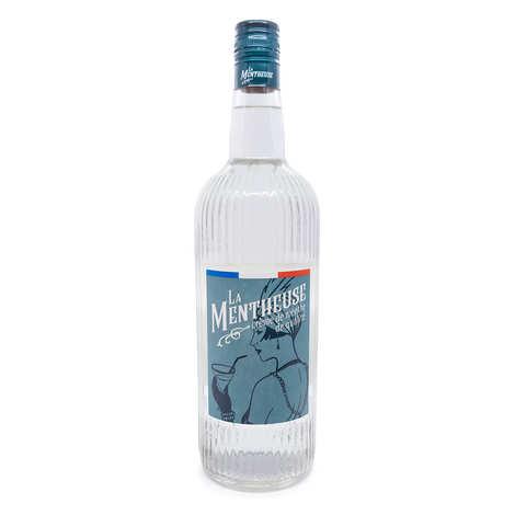 La Mentheuse - Mint Cream Liqueur -  La Mentheuse 15%