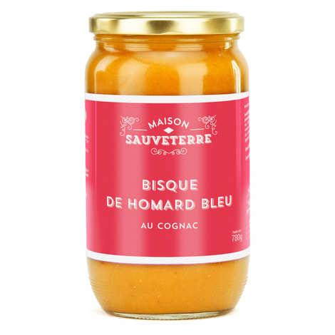 Maison Sauveterre - Bisque de homard bleu au Cognac
