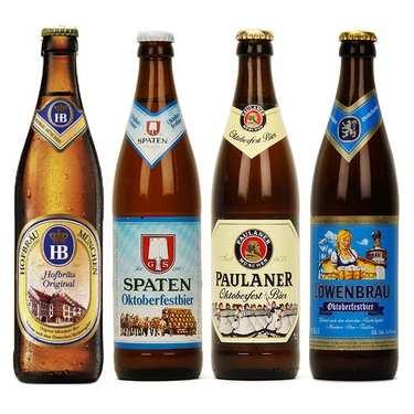 Offre découverte de 8 bières de l'Oktoberfest