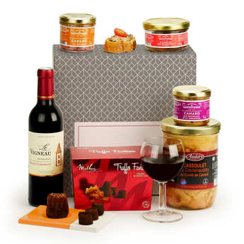 BienManger paniers garnis - South-West of France gift box