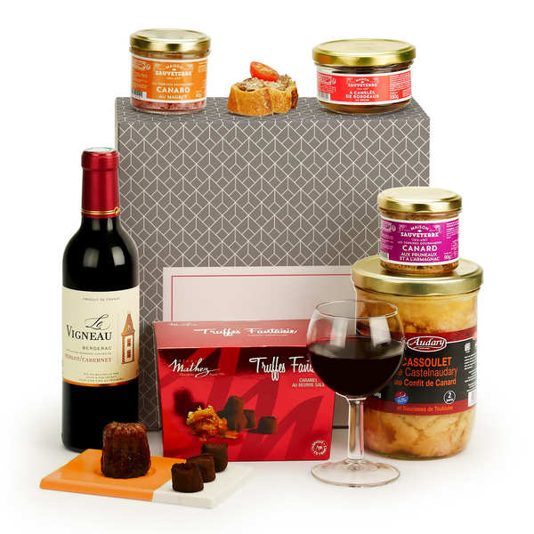 South-West of France gift box
