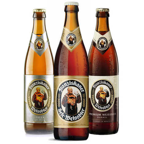 Brasserie Spaten-Franziskaner - Lot découverte des bières allemandes Franziskaner