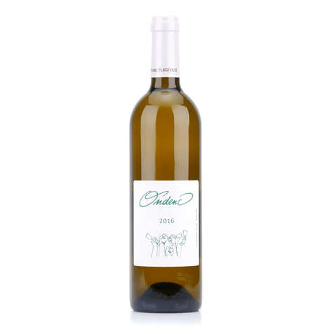 Domaine Plageoles - Dry Ondenc - Organic White Wine from Gaillac