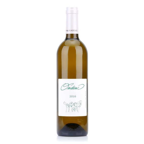Ondenc sec - Côtes du Tarn blanc bio