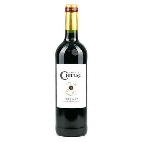Château Chillac - Château Chillac - Bordeaux vin rouge bio