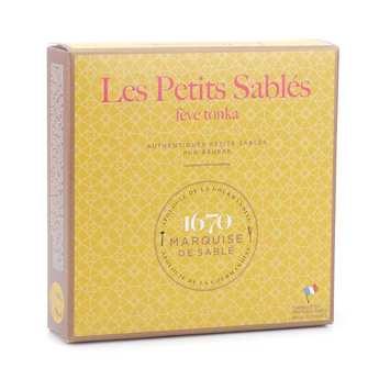 Biscuiterie La Sablésienne - Le véritable sablé de Sarthe à la fève tonka