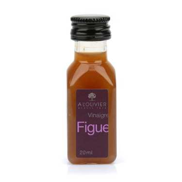 Fig Pulp Vinegar sample bottle