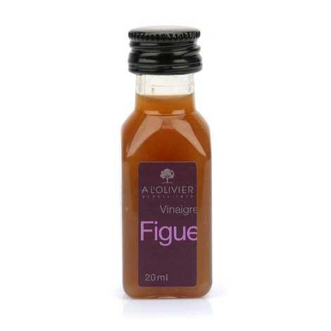 A L'Olivier - Fig Pulp Vinegar sample bottle