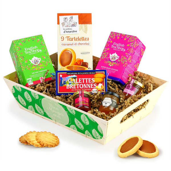 Coffret Tea Time