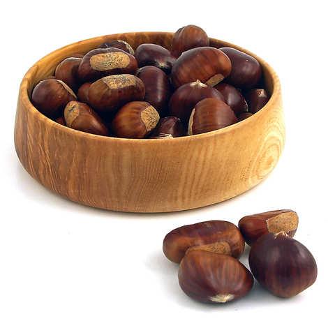 - Organic Chestnut from France