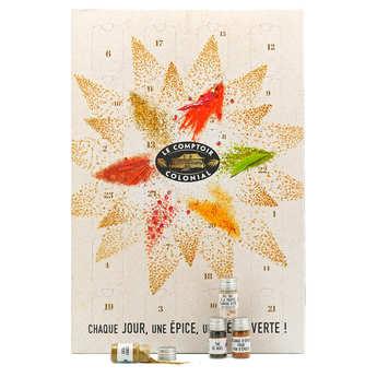 Le Comptoir Colonial - Spices Advent Calendar