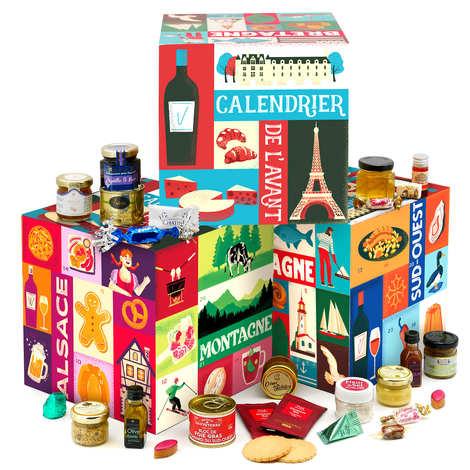 BienManger paniers garnis - French Delicatessen Advent Calendar