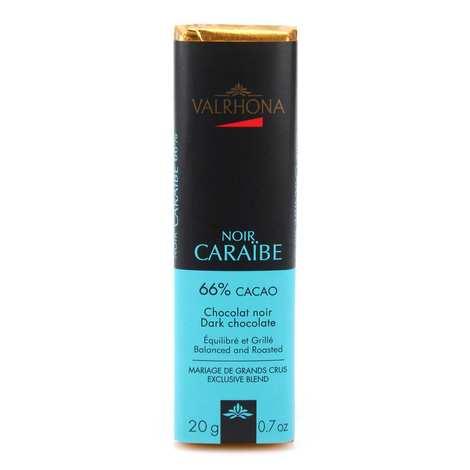 Valrhona - Stick of Dark Chocolate Caraïbe 66% - Valrhona