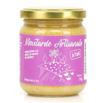 La Moutarde Eglantine - Moutarde à l'ail de Lautrec