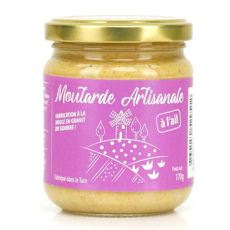 Moutarde Eglantine de Lautrec - Moutarde à l'ail de Lautrec