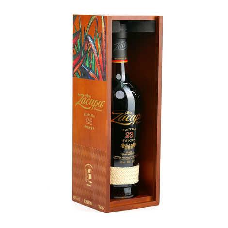 Zacapa - Zacapa 23 Guatemala Rum 40% - 2 Glasses Gift Box