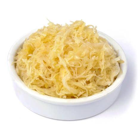 Le Pic Maison de la choucroute - Organic Raw Sauerkraut from Alsace - without Meat
