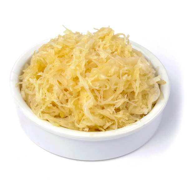 Organic Raw Sauerkraut from Alsace - without Meat
