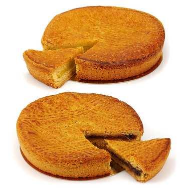 Duo de gâteaux basques de la Maison Pariès