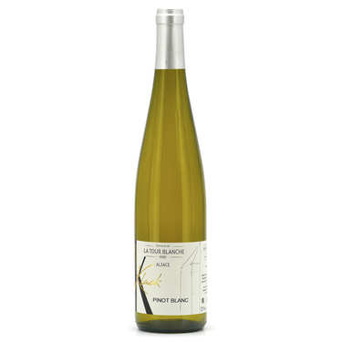 White Wine from Alsace - Pinot Blanc