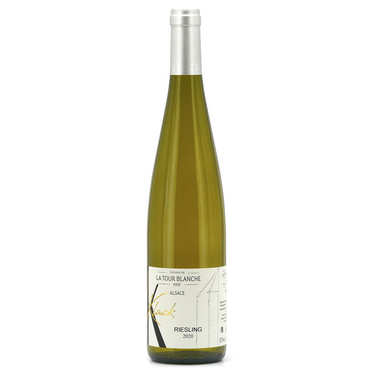 White Wine from Alsace - Riesling