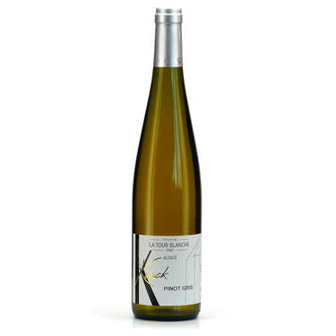 White Wine from Alsace - Pinot Gris