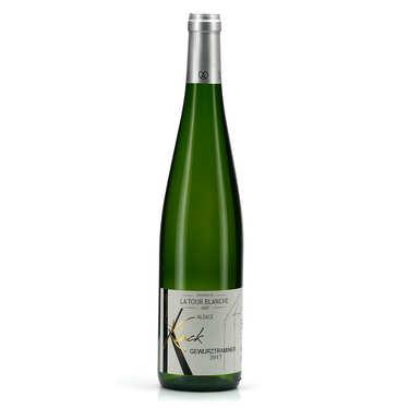 White Wine from Alsace - Gewurztraminer