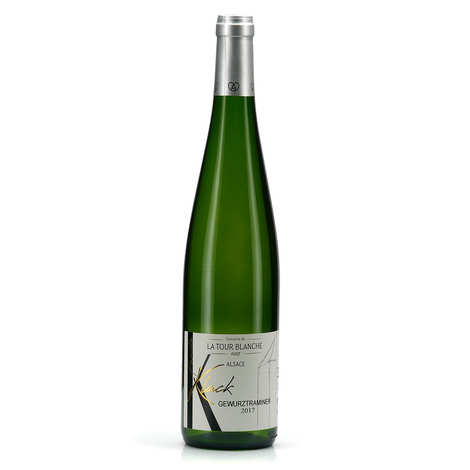 Domaine de la Tour Blanche - White Wine from Alsace - Gewurztraminer