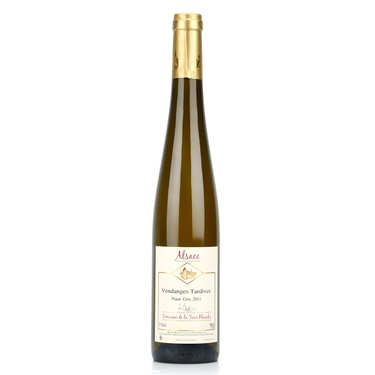 Alsace Pinot gris AOC - Vendanges tardives