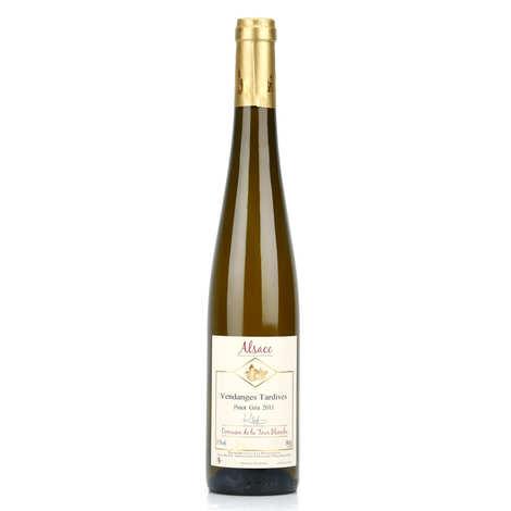 Domaine de la Tour Blanche - Pinot Gris Vendanges Tardives Domaine de la Tour Blanche vin blanc d'Alsace