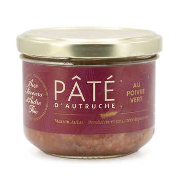 Jean Claude Aulas - Ostrich Pâté with Green Pepper
