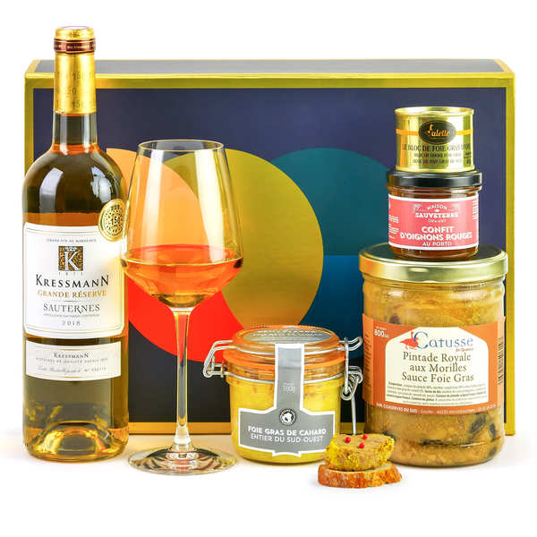 Ultimate Foie Gras Gift Set