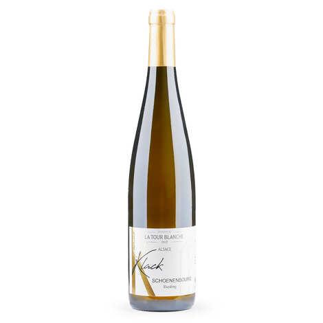 Domaine de la Tour Blanche - White Wine from Alsace - Riesling Grand Cru Schoenenbourg