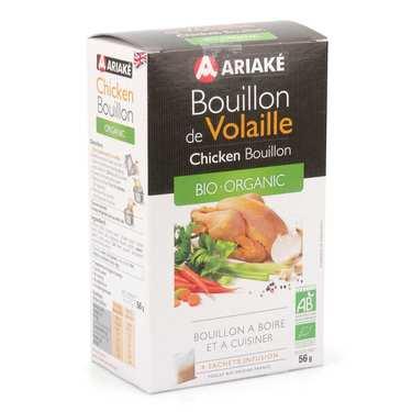 Organic Chicken bouillon - Ariaké