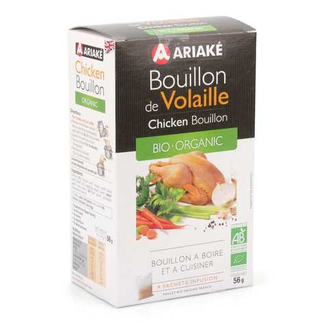Ariaké Japan - Organic Chicken bouillon - Ariaké