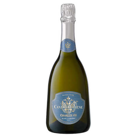Champagne Canard-Duchêne - Cuvée Charles VII Blanc de Blancs Champagne