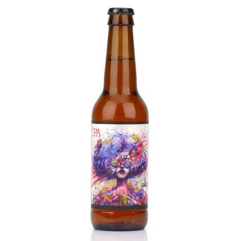 Brasserie La Débauche - IPA bière blonde - Brasserie La Débauche 6%