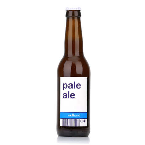 Brasserie Outland - Home - Bière American pale ale 5.8%