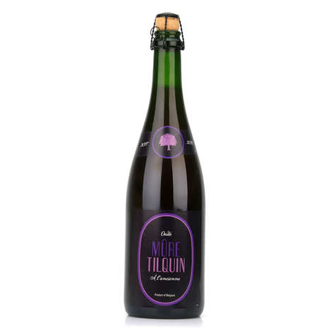 Guezerie Tilquin - Tilquin Oude Gueuze Beer with Blackberry 6.0%