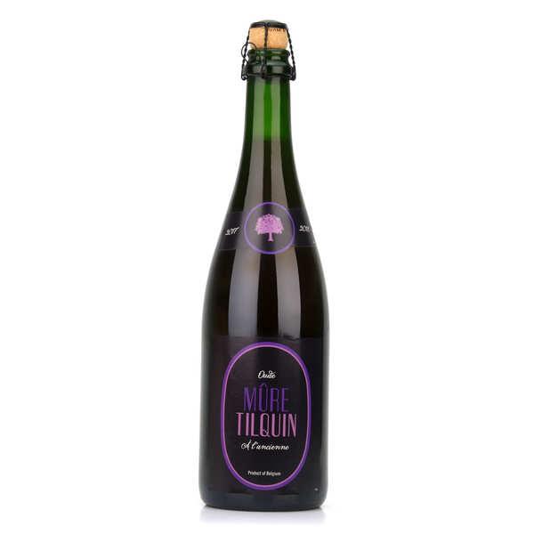 Tilquin - Bière Oude gueuze à l'ancienne à la mûre 6.0%