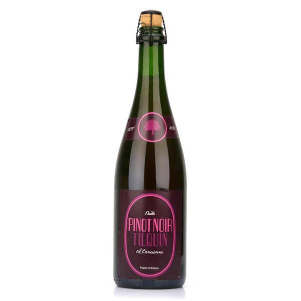 Tilquin - Bière Oude gueuze pinot noir 8.2%