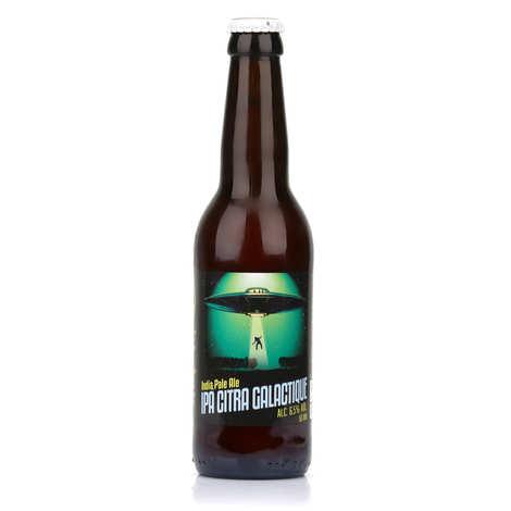 Brasserie du Grand Paris - Citra Galactique - Bière IPA 6.5%