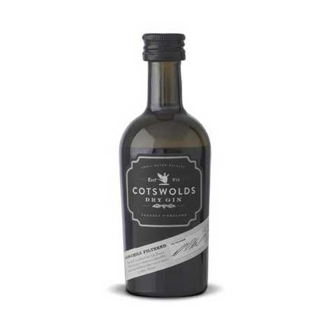 Cotswolds - Sample bottle of Cotswolds Gin 46%