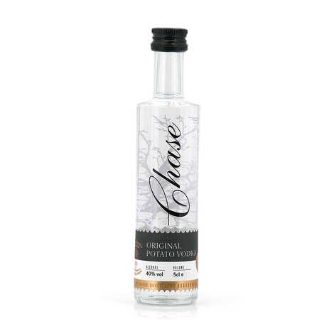 Chase - Sample bottle of Hendrick's Gin 48 %