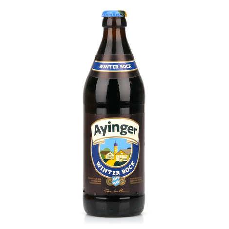 Brasserie Ayinger - Ayinger Winter-Bock German Christmas Beer 6.7%