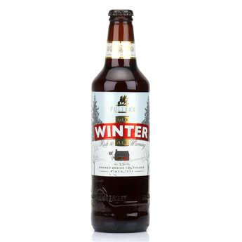 Fuller's Brewery - Fuller's Winter- bière brune d'Angleterre- 5.3%