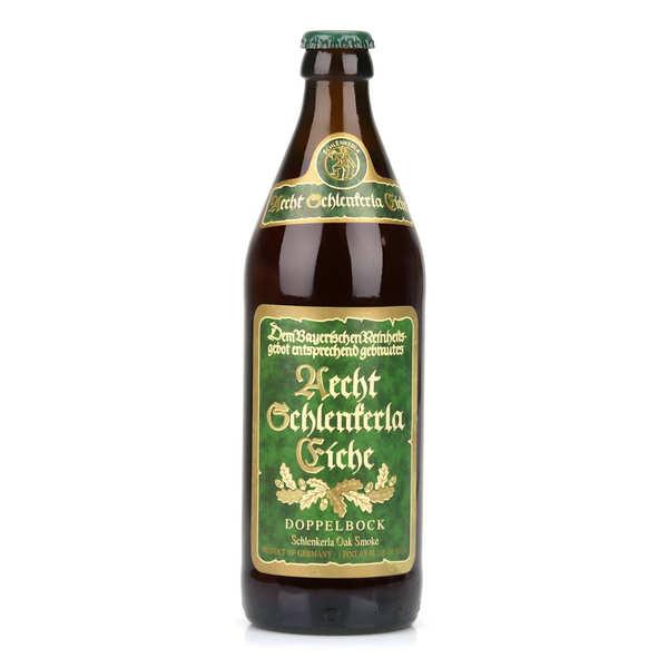 Schlenkerla Eiche - bière brune allemande fumée - 8%